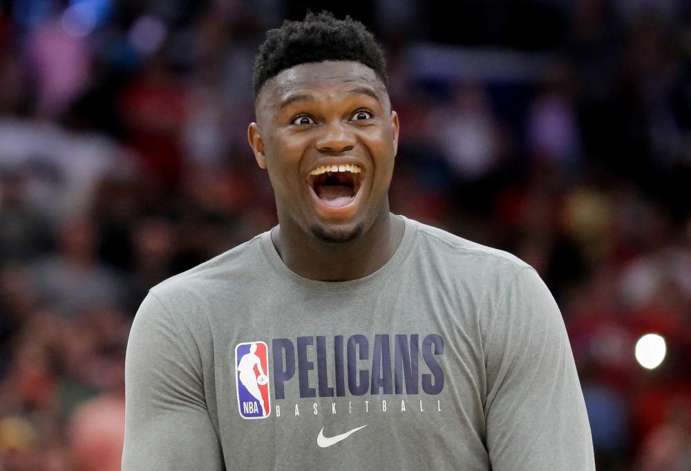 USP NBA: NEW ORLEANS PELICANS-PRACTICE S BKN USA LA